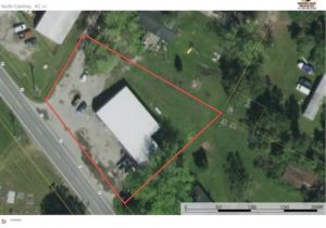 REDUCED!! Income Producing Commercial Building for Sale in Carteret County.  Existing Tenant - NAPA