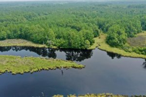 REDUCED!! 2.26 acres waterfront lot for sale in Pamlico County NC!
