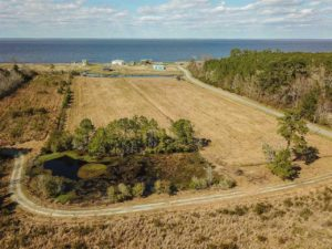 REDUCED! 18 ACRES OF WATERFRONT LAND FOR SALE IN TYRRELL COUNTY NC!