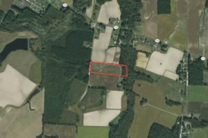 8 Acres of Pasture Land with 5 Stall Horse Barn For Sale in Edgecombe County, NC!