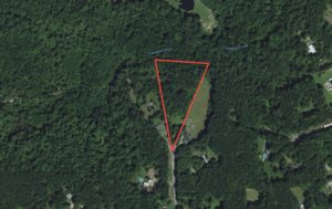 3.23 Acres of Residential Land For Sale in Franklin County!