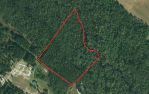 9.45 Acres of Residential and Hunting Land For Sale in Robeson County NC!