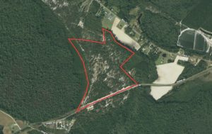 70.8 Acres of Recreational and Residential Land For Sale in Bladen County, NC!