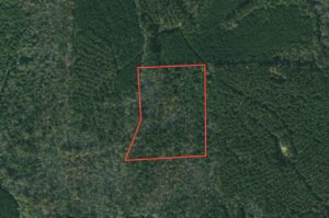 11.75 Acres of Recreational Land With Shooting Range For Sale in Chatham County, NC!